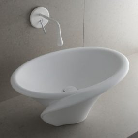 Elegant Washbasin Kalla by Mastella Design