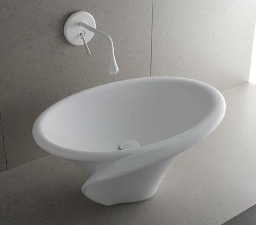 mastella design washbasin kalla 1 Elegant Washbasin Kalla by Mastella Design