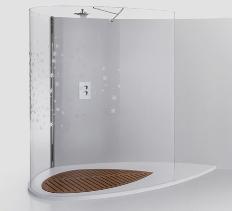 mastella modern shower sogno 1 Modern Shower from Mastella