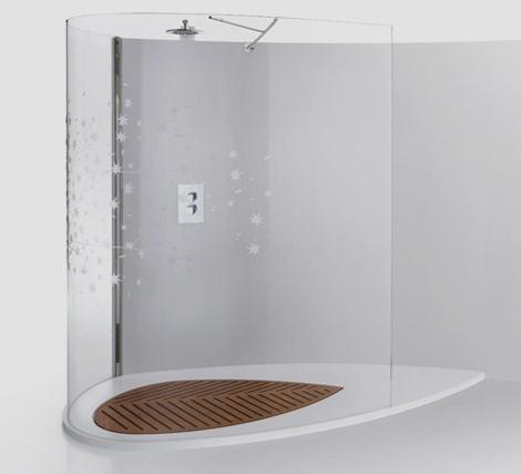 mastella modern shower sogno 1 Modern Shower from Mastella