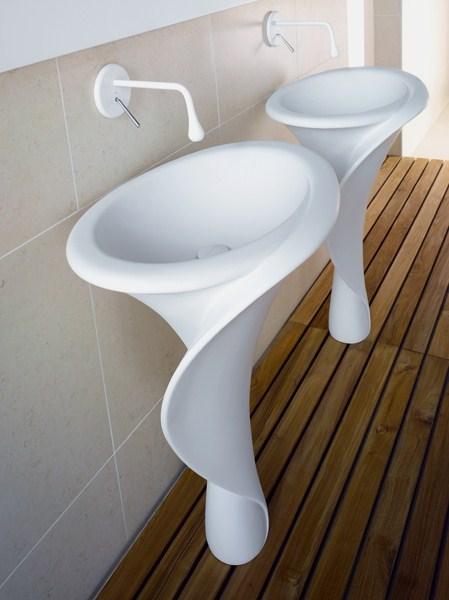 mastella washbasin kalla 1 Lovely Bathroom Design by Mastella