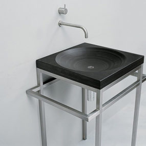 Slate Sink from Maxim – Bauhaus sinks