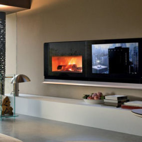 Fireplace TV by MCZ – Scenario