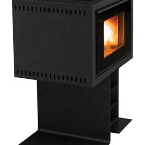 Modern Stove from MCZ – Panorama Pellet Stoves Mono, Telly, Zen