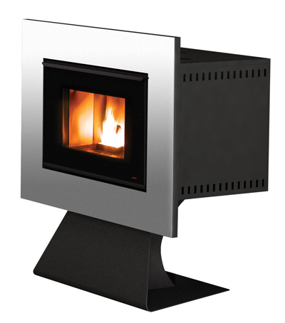 mcz stove panorama telly Modern Stove from MCZ   Panorama Pellet Stoves Mono, Telly, Zen