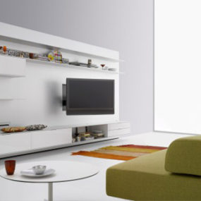 Plasma TV Wall ElevenFive 08 – new by MDF Italia