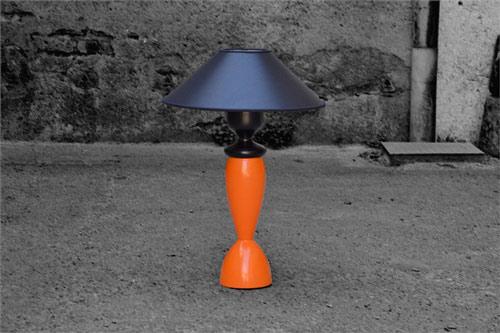 medium audrey lamp romeo orsi 1 Artistic Modern Lamps by Romeo Orsi