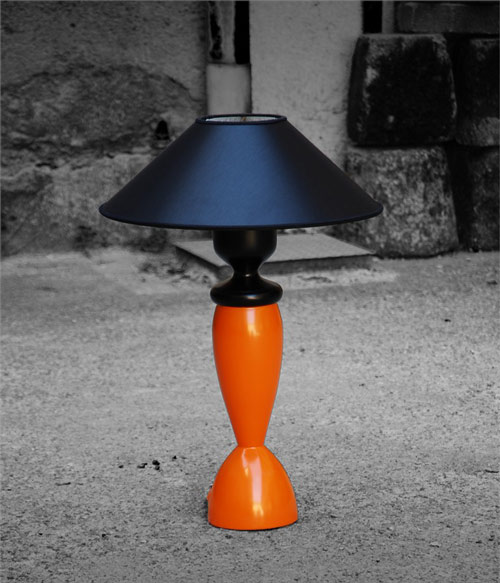 medium audrey lamp romeo orsi 2 Artistic Modern Lamps by Romeo Orsi