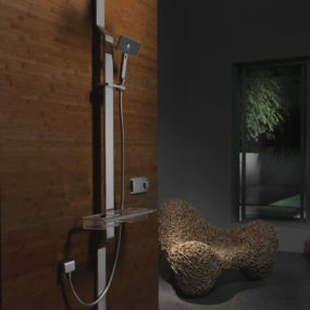 Shower System from Methven – new Satinjet Tahi system designed with women in mind
