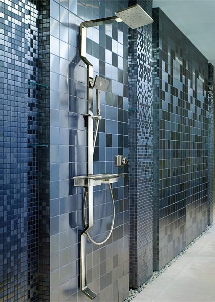 methven satinjet shower tahi 2 Shower System from Methven   new Satinjet Tahi system designed with women in mind