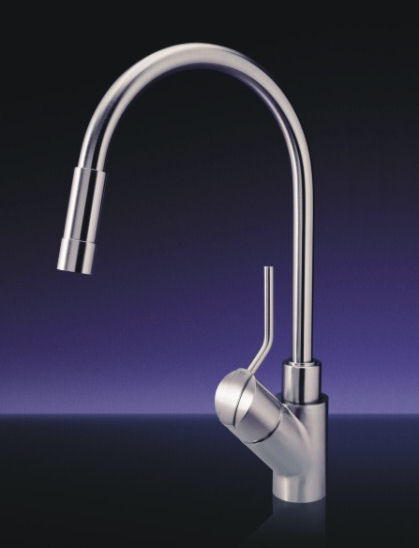Slim Base Kitchen Faucet
