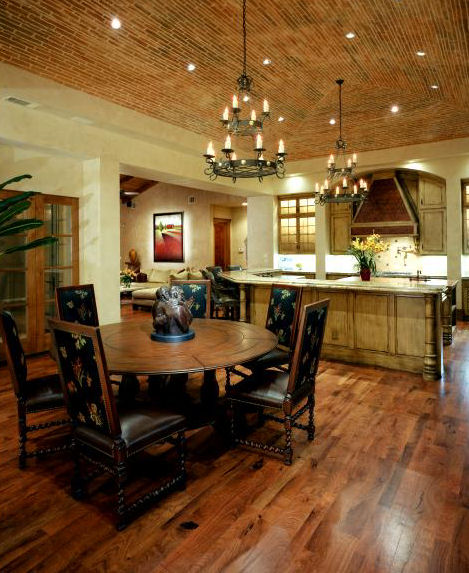 mhm designs mesquite flooring installation Classic Mesquite Flooring from Mesquite and Hardwood Milling Designs   green hardwood flooring