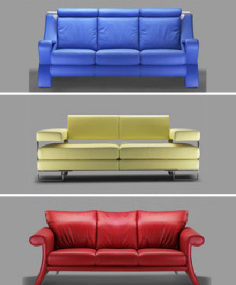 Modern Italian Leather Furniture by Michelangelo Designs – the Domus collection