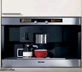 Miele Coffee System CVA2660 / CVA2650 – capsule coffee maker to install anywhere