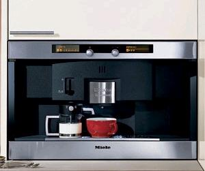 miele cva2660 coffee system Miele Coffee System CVA2660 / CVA2650   capsule coffee maker to install anywhere
