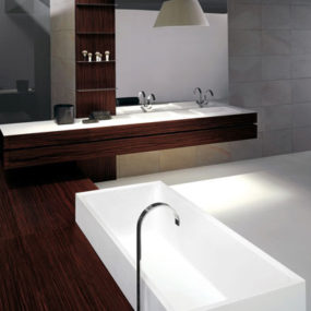 Contemporary Bathroom from Milldue – The Kubik