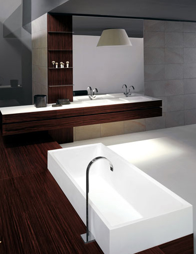 mildue bathroom kubik 4 Contemporary Bathroom from Milldue   The Kubik