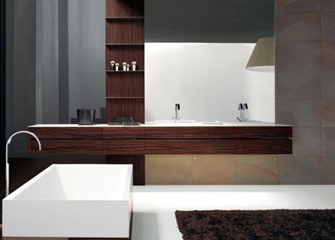 milldue bathroom kubik 2 Contemporary Bathroom from Milldue   The Kubik