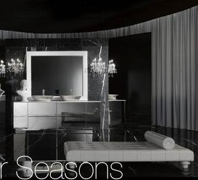 Luxury Bathroom from Milldue – the Four Seasons bathroom