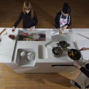 Mini Kitchens – modern mini kitchen design by Ensci