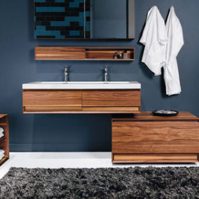 Minimalist Bathroom Ideas Designs by Wetstyle – new M modular bathroom