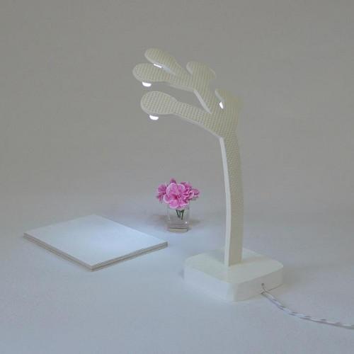 minimalist desk lamp tree of life victor vetterlein 1 Minimalist Desk Lamp: Tree Of Life by Victor Vetterlein