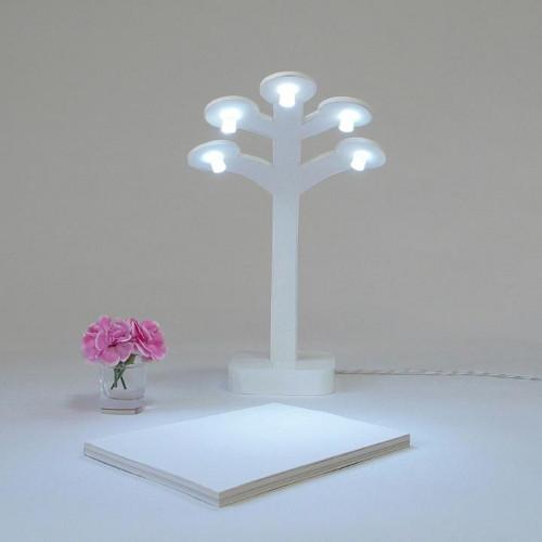 minimalist desk lamp tree of life victor vetterlein 2 Minimalist Desk Lamp: Tree Of Life by Victor Vetterlein
