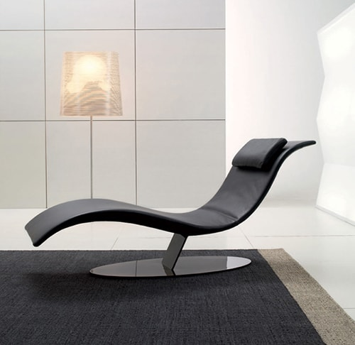 Minimalist lounge chair by desiree eli fly - Chaise longue modernos ...