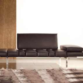 New Minotti Smith Lounge System – urban modern