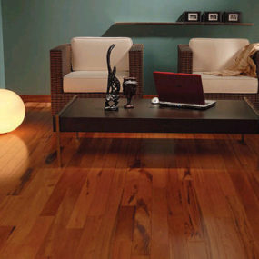 Tigerwood flooring from Mirage – the exotic wood flooring