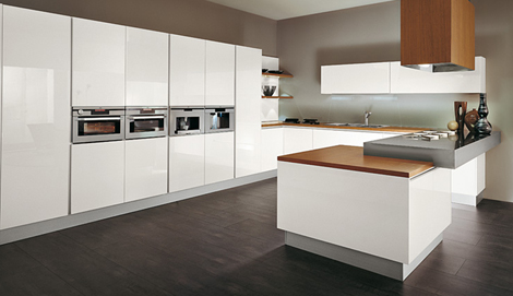 Modular kitchen from mk cucine independent modules to for Lifestyle kitchen units