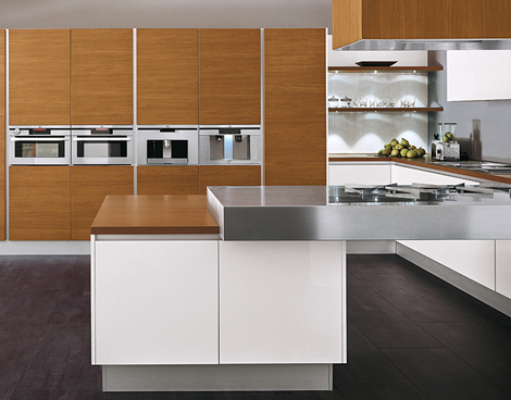 mk cucine kitchen size program 2 Modular Kitchen from MK Cucine   independent modules to make the kitchen that suits your lifestyle best