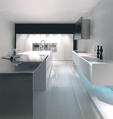 MK Style 012 Kitchen - island