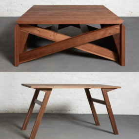 Transforming Coffee Table MK1 from Duffy London