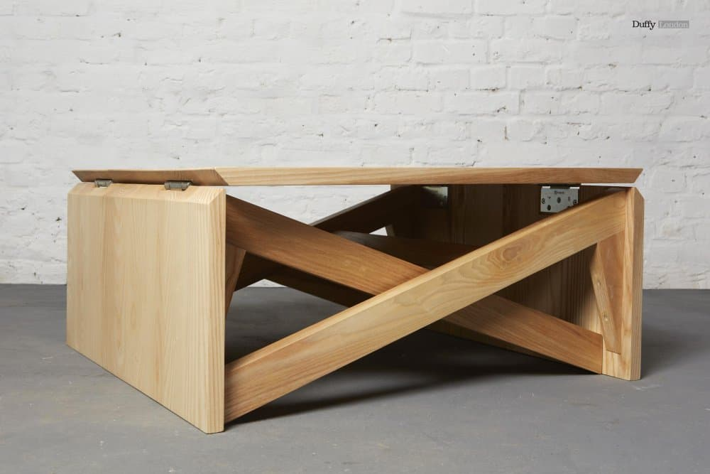 View In Gallery Mk1 Transforming Coffee Table From Duffy London 8.