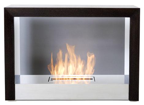 mobilia fireplace biothanol Bioethanol Fireplace from Vulcania