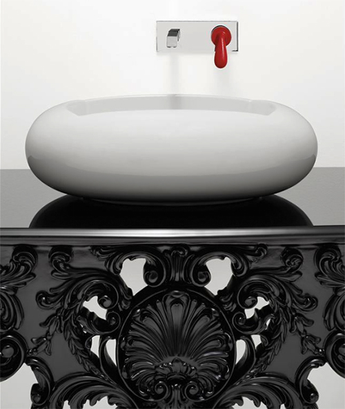 modern antique bathroom sink bisazza wanders collection 8