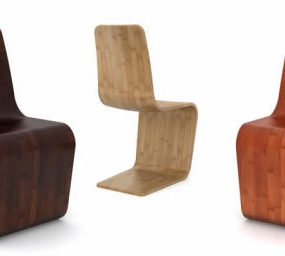Bamboo chair from Modern Bamboo – the Spring chair