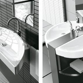 Modern Bathroom Ideas from Cielo – New for 2008