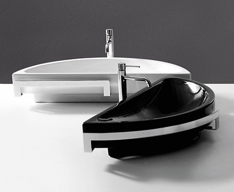 modern bathroom ideas cielo oval sinks Modern Bathroom Ideas from Cielo – New for 2008