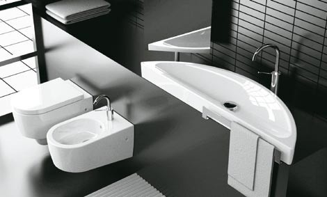 Charmant Modern Bathroom Ideas Cielo Toilet Bidet Sink