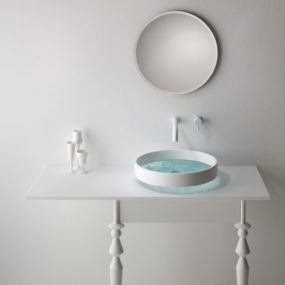 Beautiful Vanity and Basin by Omvivo