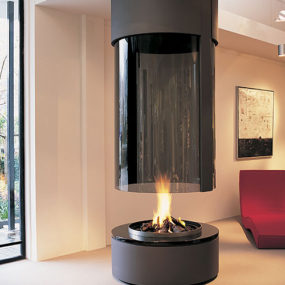 Modern Contemporary Fireplaces by Modus Design