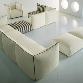 Modern Cozy Furniture – Settanta by Saba Italia