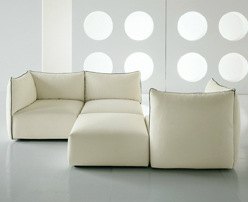 modern cozy furniture settanta saba italia 2 Modern Cozy Furniture   Settanta by Saba Italia