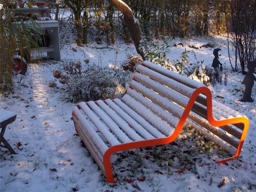 modern deck bench sun deck flora michael koenig 4