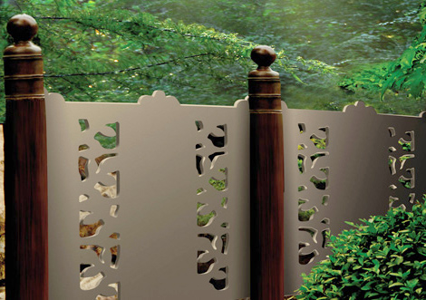 modern decorative fences dividers esedralab 10