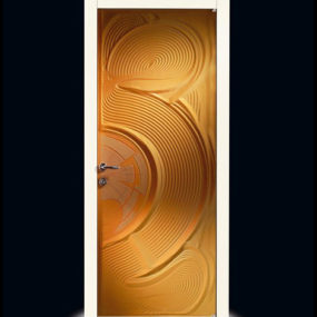 Modern Doors – artistic door design ideas by Bertolotto