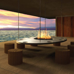 Modern Fireplace Design Ideas by Elena Colombo