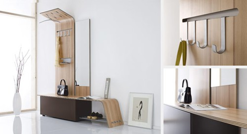 Modern Foyer Design Pictures : Modern foyer furniture by sudbrock